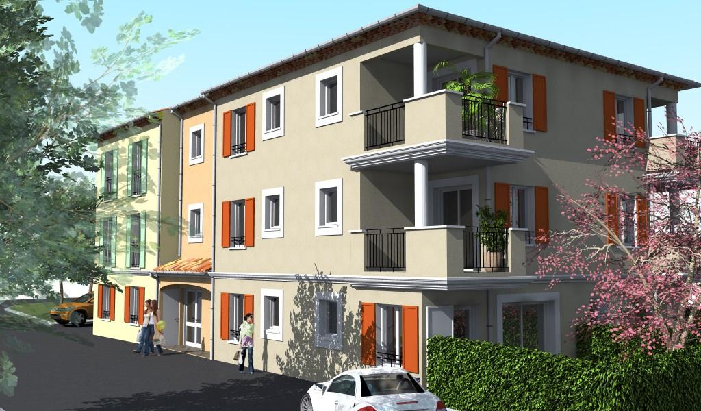 Le Michel-Ange - 9 appartements